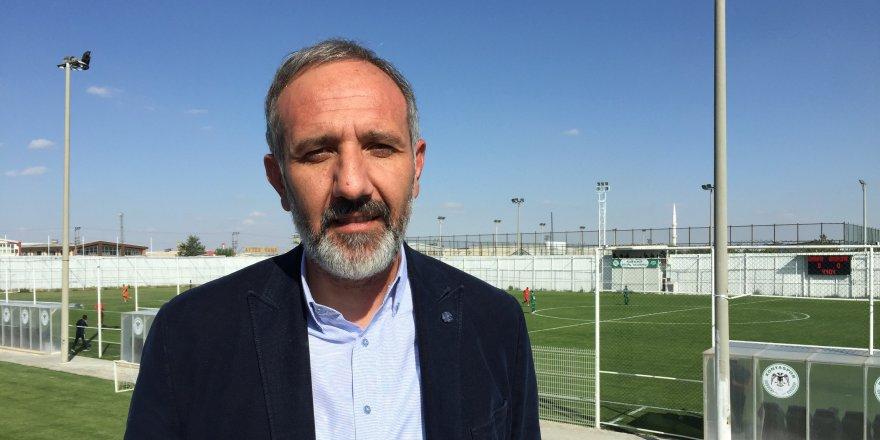 İttifak Holding Konyaspor'da Hedef İlk 5