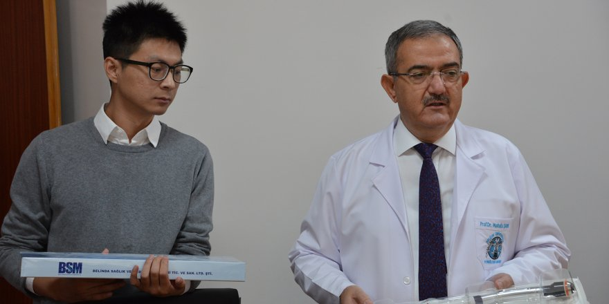 Selçuk Üniversitesi Çinli yatırımcılarla iş birliği yapacak