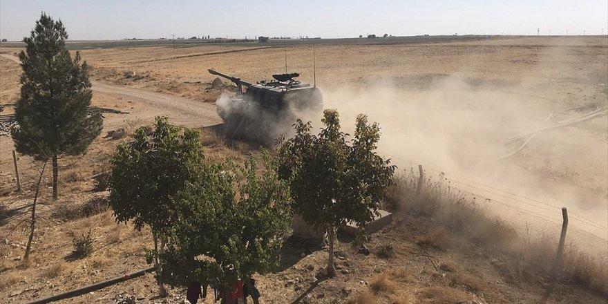 Barış Pınarı Harekatı'nda 673 Terörist Etkisiz Hale Getirildi