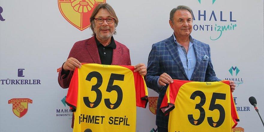 Göztepe'den Türkerler Holding İle Sponsorluk Anlaşması