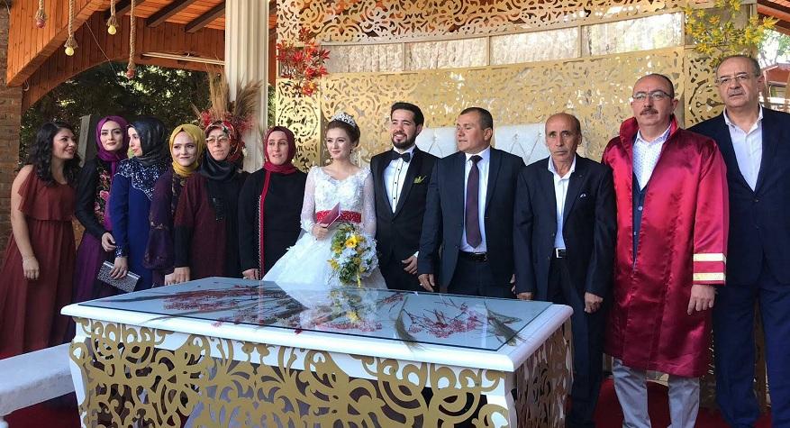 Durucan ile Yıldız aileleri akraba oldu