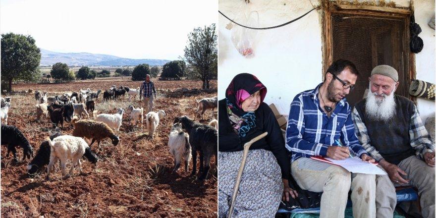 Keçilerin Çobanı, Mahallelinin Öğretmeni