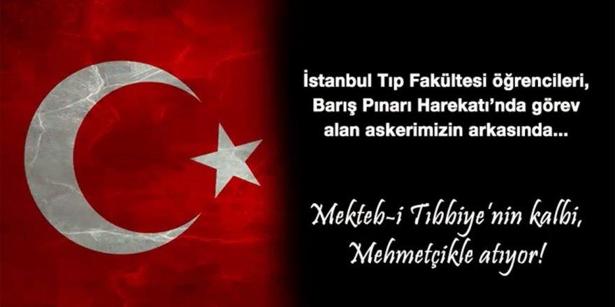 Mekteb-i Tıbbiye'nin Kalbi, Mehmetçikle Atıyor