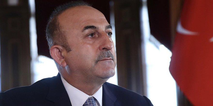 Dışişleri Bakanı Çavuşoğlu: Barış Pınarı Harekatı İle Büyük Bir Oyunu Bozduk