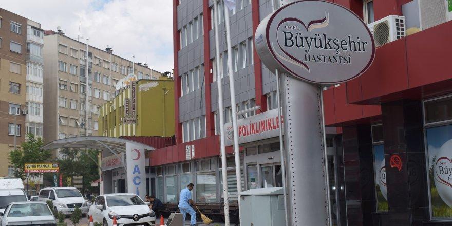 Büyükşehir Hastanesi kapış kapış
