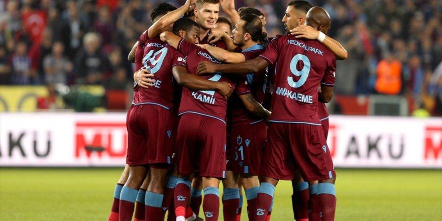 Trabzonspor-krasnodar Maçının Biletleri Satışa Sunuldu