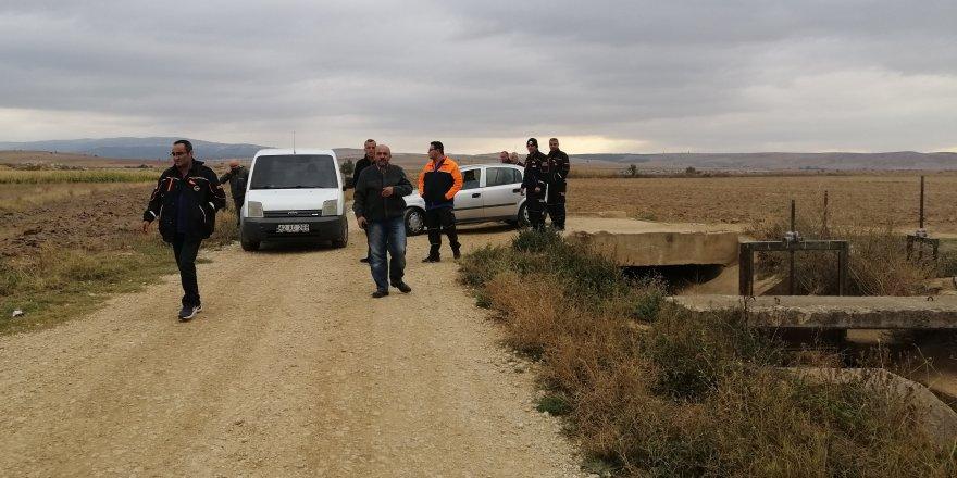 Konya'da Kaybolan Kişi İçin Arama Çalışmaları Başladı