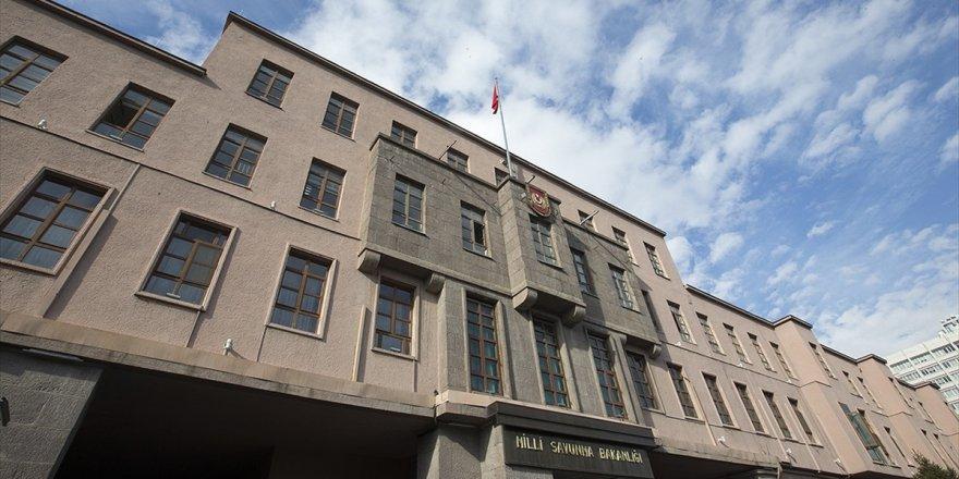 Msb: Deaş'ın Hala Var Olmasındaki En Büyük Etken İş Birliği Yaptıkları Pkk/ypg Terör Örgütüdür