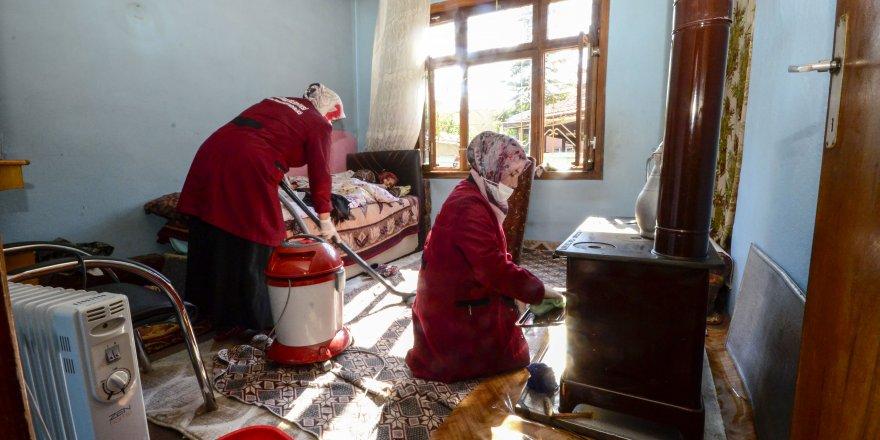Meram Belediyesi ihtiyaç sahiplerine destek olmayı sürdürüyor