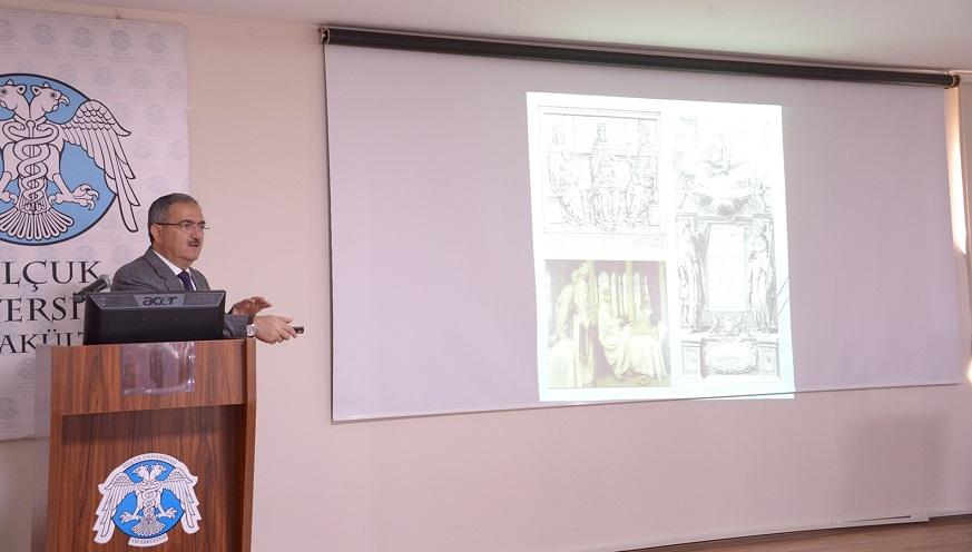 """SÜ'de """"Bilime Açılan Penceremizden Pazartesi"""" konferansları başladı"""