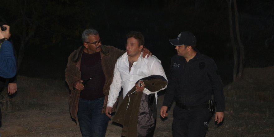İntihar için atladığı kuyudan 4 saat sonra kurtarıldı