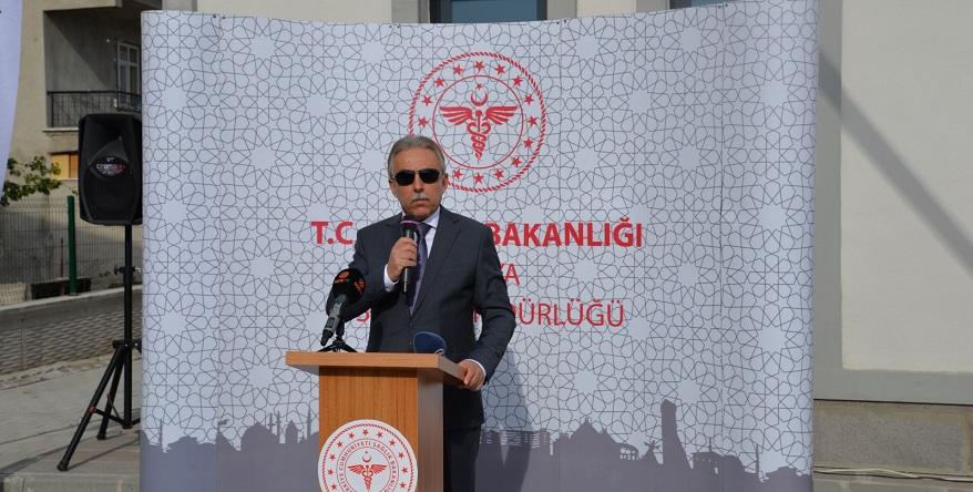 Meram Hadimi Göçmen Sağlığı  Merkezi Açıldı