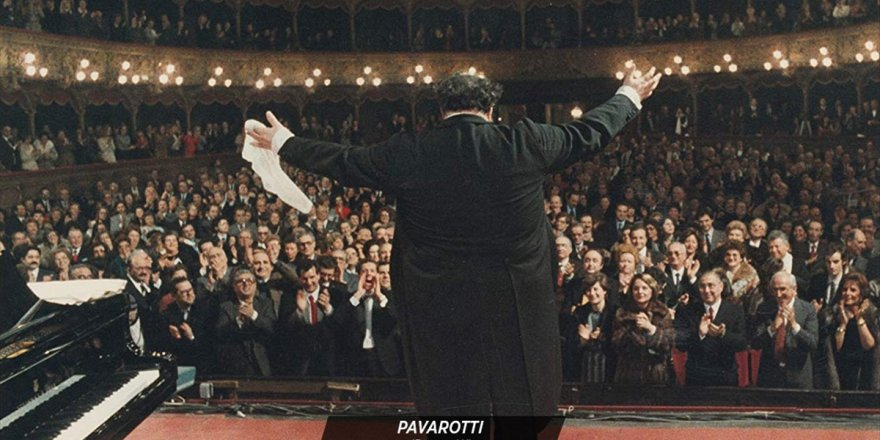 Oscar Ödüllü Yönetmenin Gözünden Pavarotti'nin Hayatı İzleyiciyle Buluşuyor