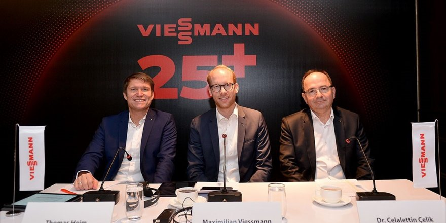 Viessmann Türkiye'de Yatırımlarını Sürdürecek