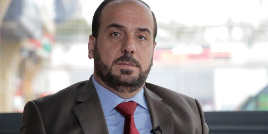 Suriyeli Muhalifler Anayasa Komitesi Toplantılarının İlk Turundan Memnun