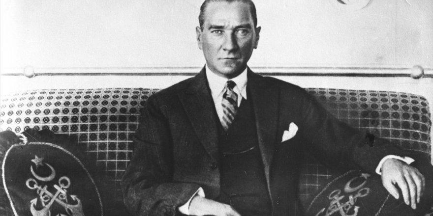 Büyük Önder Atatürk, Abd'de Anıldı
