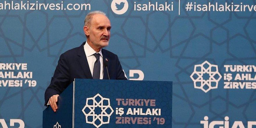 İto Başkanı Şekib Avdagiç,: Piyasada Tutunmak Üretim Ve Pazarlamada Dürüstlükle Mümkün