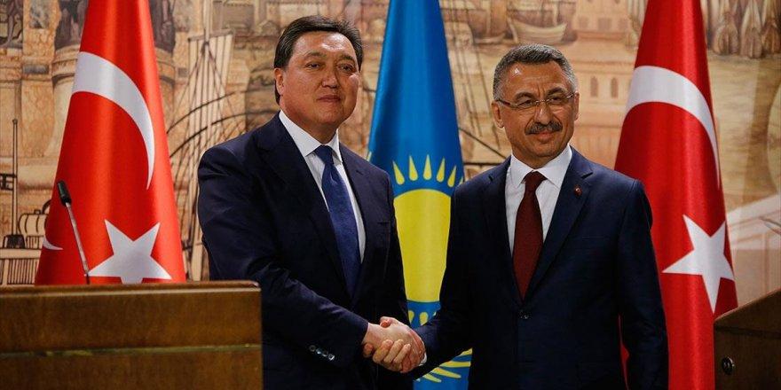 'Türkiye İle Kazakistan Arasında 1,4 Milyar Dolarlık 19 Sözleşme İmzalandı'