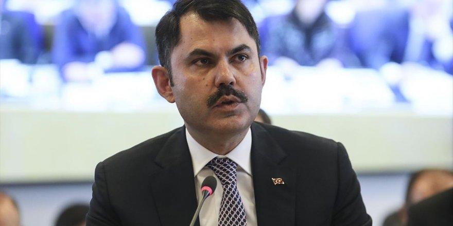 Çevre Ve Şehircilik Bakanı Kurum: Boğaziçi Kesinlikle İmara Açılmamaktadır