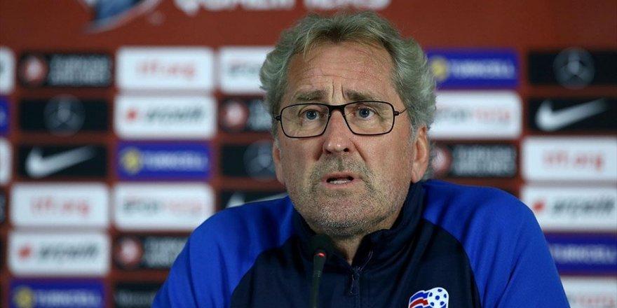 İzlanda Teknik Direktörü Hamren: Türkiye Euro 2020 Elemelerinde Etkileyici Performans Gösterdi