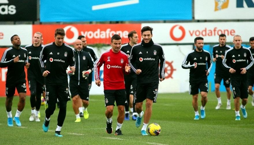 Beşiktaş, Konyaspor Maçı Hazırlıklarına Başladı