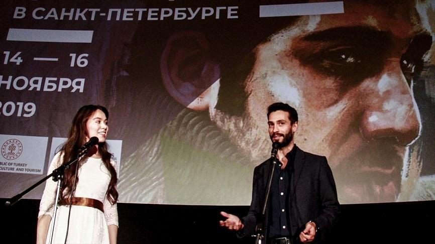 """Rusya'da """"Türk Sineması Günleri"""" Başladı"""