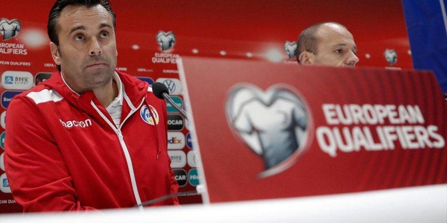 Andorra Milli Takımı Teknik Direktörü Alvarez: Türkiye'ye Karşı Çok İyi Savunma Yapmak Gerekiyor