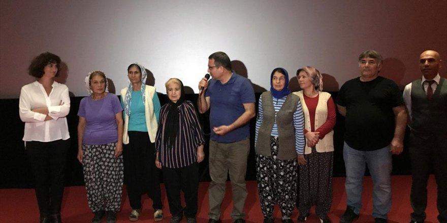 'Kraliçe Lear' Belgesel Filmi Mersin'de İzleyiciyle Buluştu