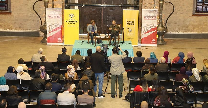 Büyükşehir'den kültür sanat söyleşileri