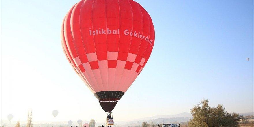 Bakan Varank İlk Yerli Balon İle Uçtu