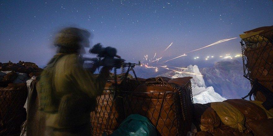 'Terörden Arananlar Listesi'nden 127 Terörist Daha Eksildi