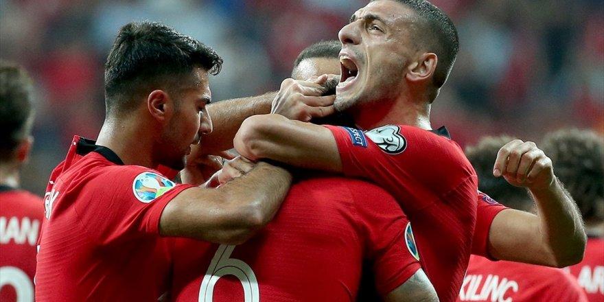 A Milli Futbol Takımı Tarihinin En İyi Grup Performansıyla Euro 2020'de