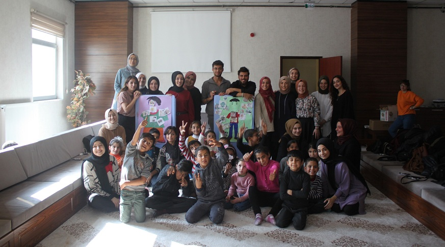 'Kardeşim Olur musun?' projesi Türkiye'ye örnek oluyor