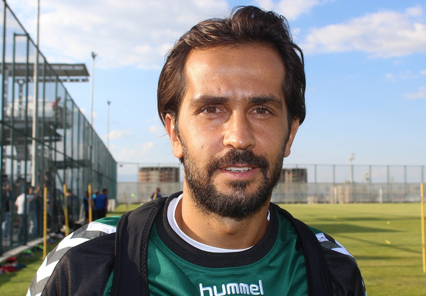 Ali Turan 3 hafta forma giyemeyecek