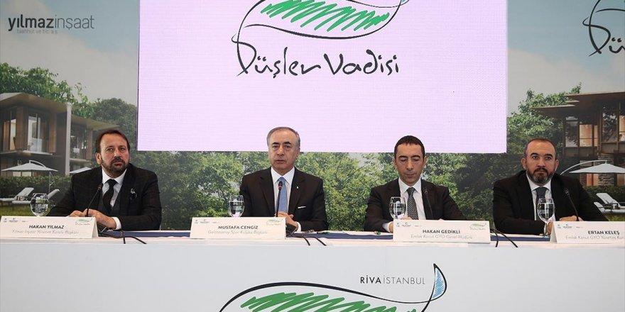 Galatasaray İle Emlak Konut Gyo Arasında Yeni Anlaşma