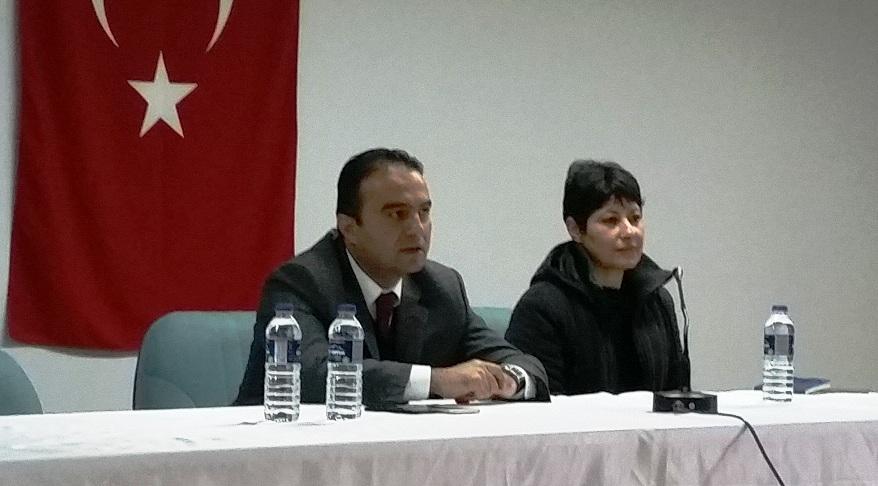 Kulu'da Kaymakam Budan başkanlığında istişare toplantısı yapıldı