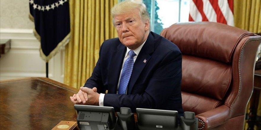 Trump, Hakkında Devam Eden Azil Sürecini Değerlendirdi: