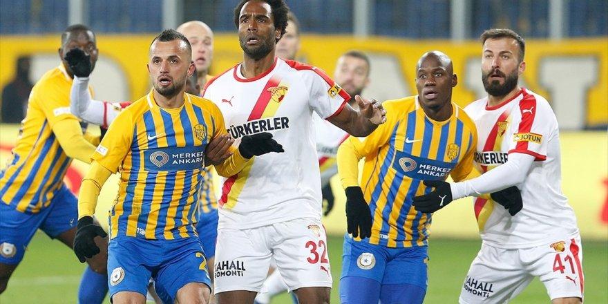 Mke Ankaragücü Süper Lig'de Son 6 Maçını Kaybetti