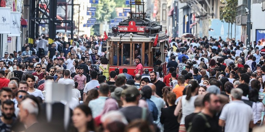 Türkiye İnsani Gelişmede En Yüksek Kategoride