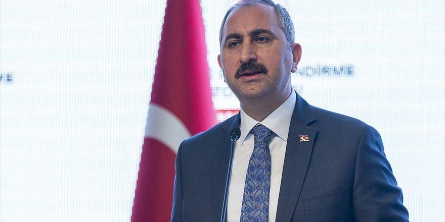 Adalet Bakanı Gül: Yargı Reformu Strateji Belgesi Türkiye Belgesi Haline Geldi