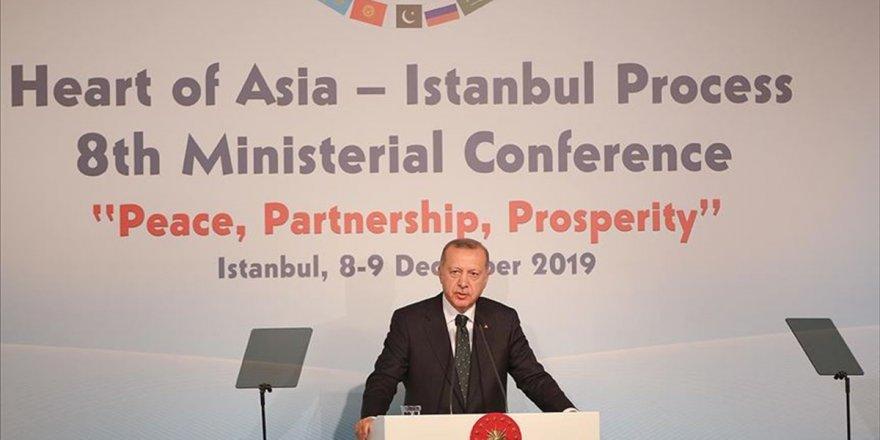 Cumhurbaşkanı Erdoğan: Deaş'ın Afganistan'dan Kazınıp Atılması İçin Elimizden Gelen Desteği Vereceğiz