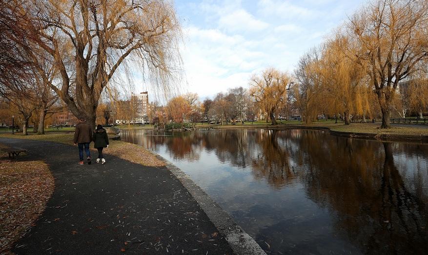 Boston Millet Parkı