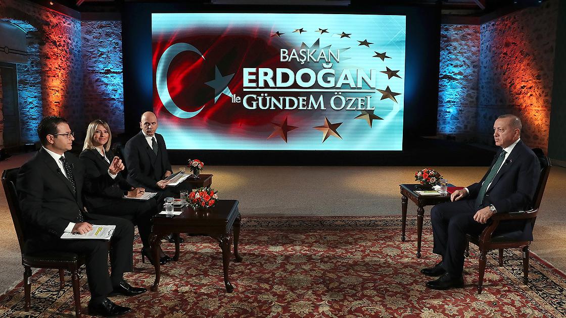 Cumhurbaşkanı Erdoğan'dan ABD'ye İncirlik resti