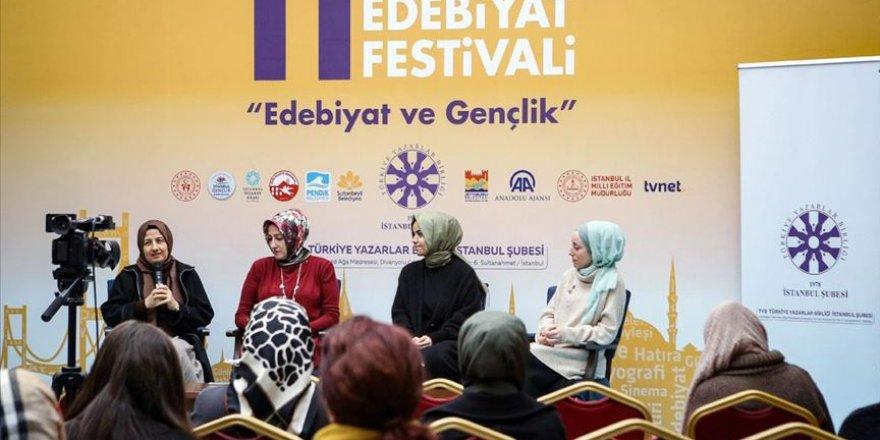 '11. İstanbul Edebiyat Festivali' devam ediyor