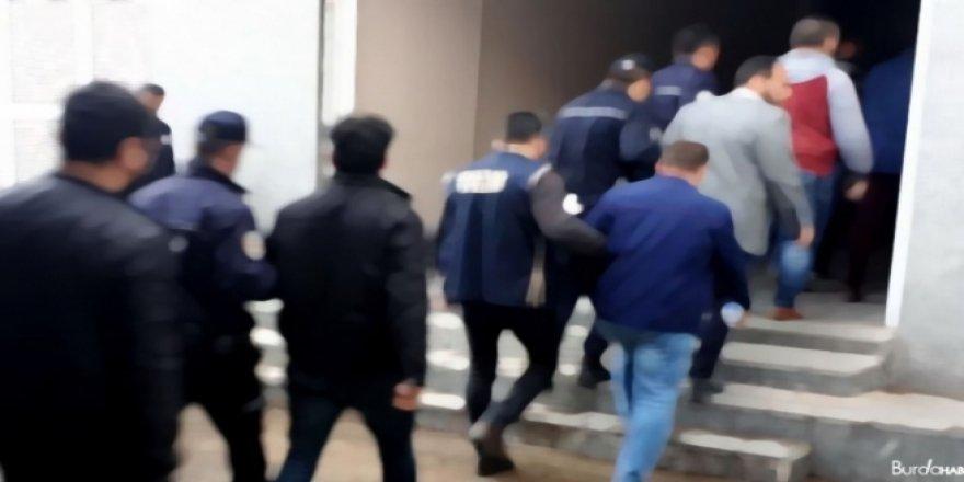 Konya Merkezli 20 İlde Fetö'nün Tsk'deki Yapılanmasına Yönelik Operasyon