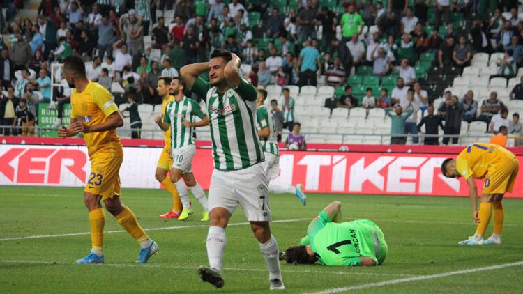Süper Lig'de İkinci Yarı Başlıyor