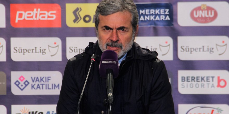 Kocaman:  Uzun bir aradan sonra oyuncularımı kutluyorum