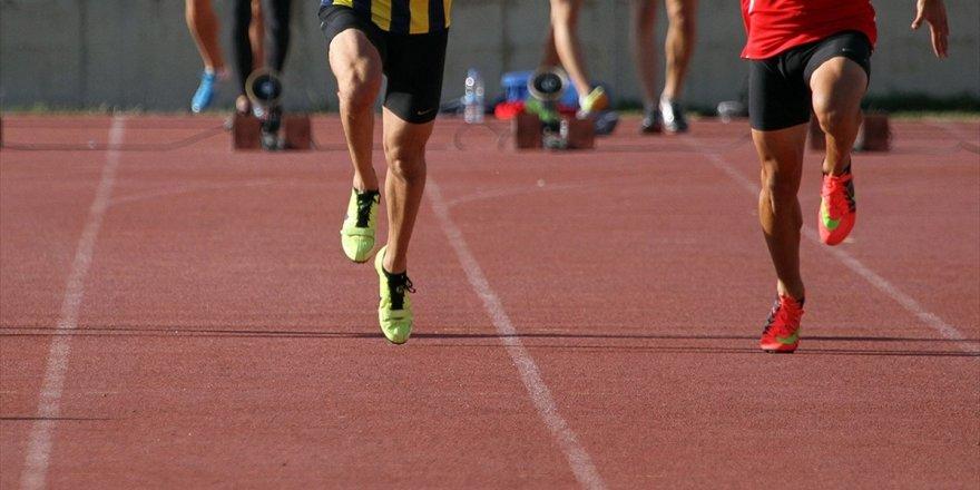 Atletizmde 7 Türkiye Rekoru Kırıldı