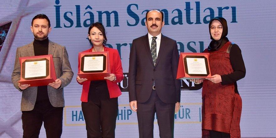 3. Uluslararası İslam Sanatları Yarışması başvuruları başladı
