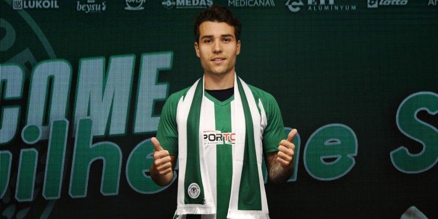 Konyaspor Brezilyalı Sol Bek Guilherme Sitya'yı Transfer Etti